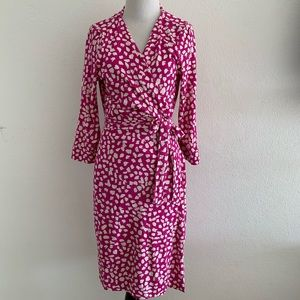 Diane von Furstenberg New Julian Two Wrap Dress 14